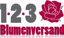 Klik hier voor de korting bij 123 Blumenversand