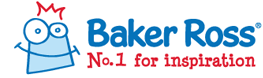 Klik hier voor de korting bij Baker Ross