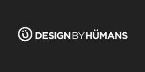 Klik hier voor de korting bij Design By Humans