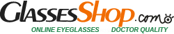 Save 50% on frames when you sign up for the GlassesShop.com newsletter!